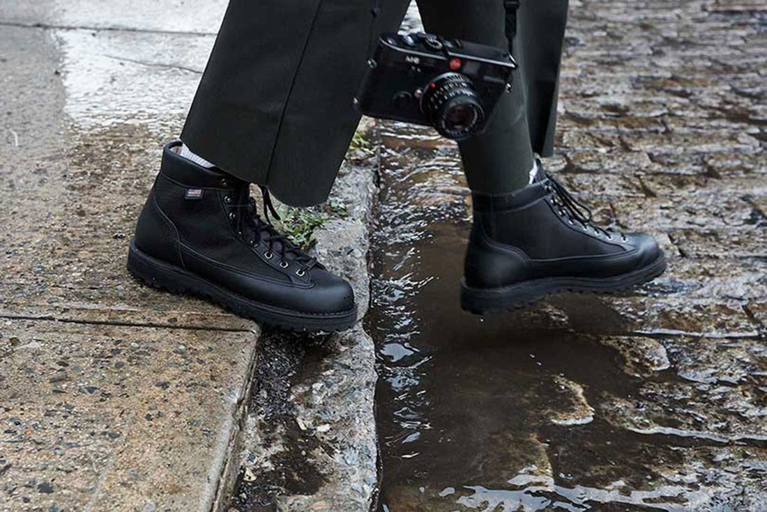 Material Matters The History Of Gore Tex Danner Light Boot 2