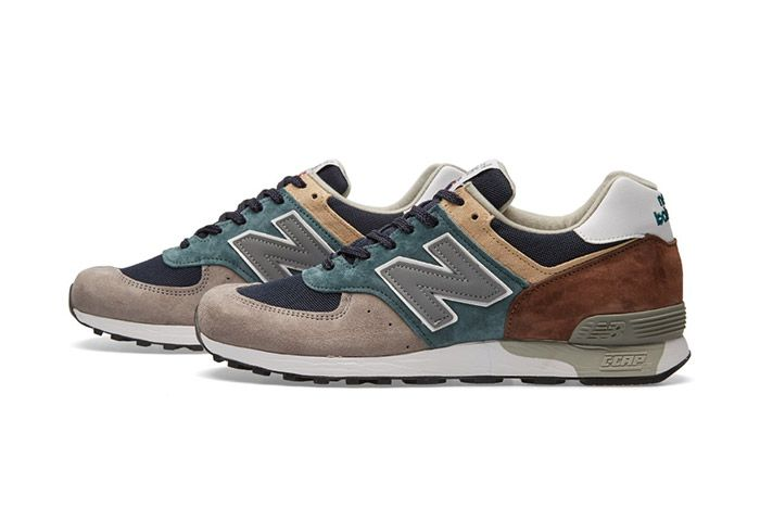 New Balance Made In England Surplus Pack Grey Teal 576 3