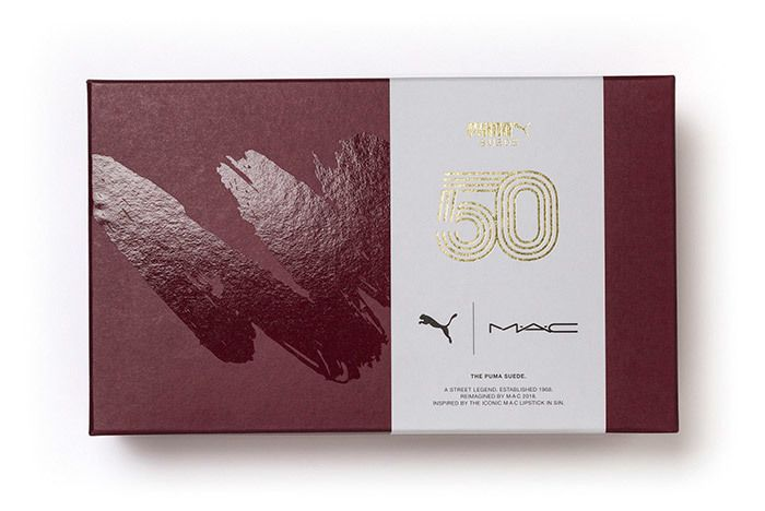 Mac X Puma Suede 50 6