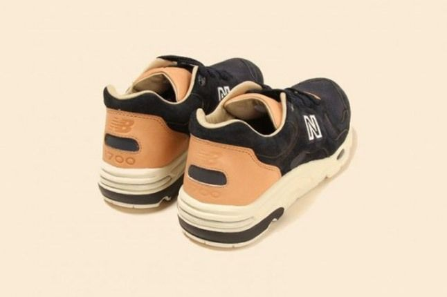 Beauty Youth X New Balance 1700 Heel 2