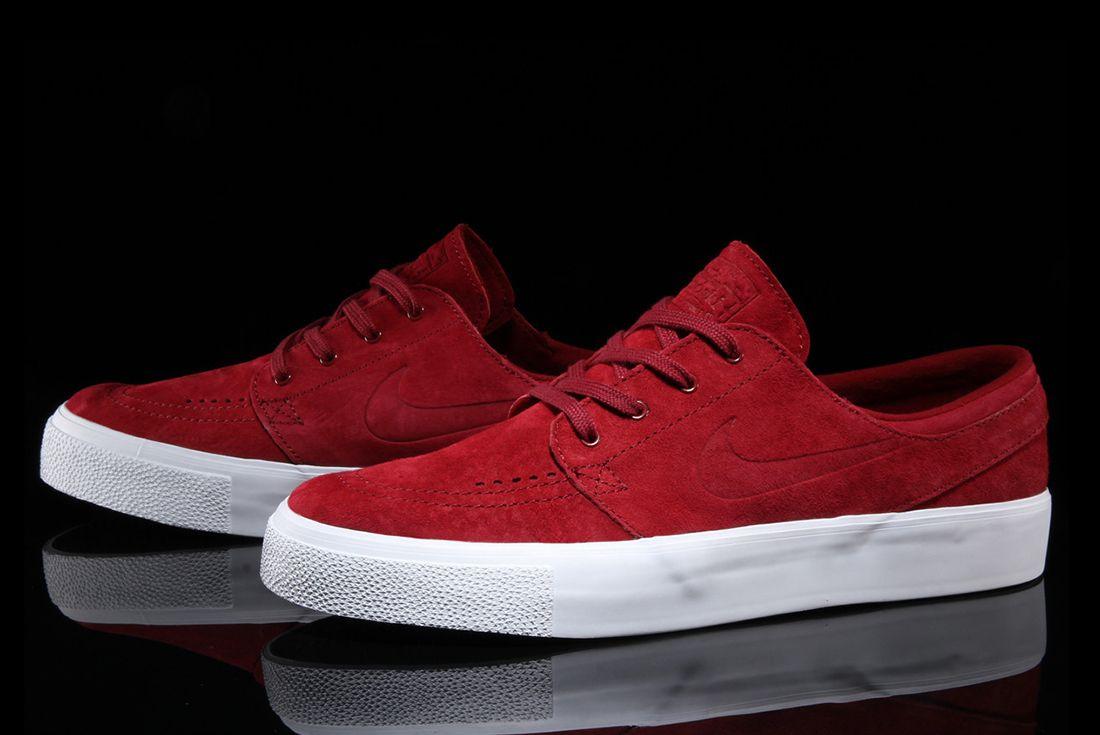 Nike Sb Zoom Janoski Premium Team Red6