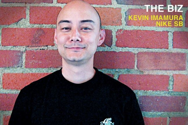 The Biz Kevin Imamura Nike Sb 7