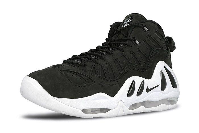 Nike Air Uptempo 97 Black White 5