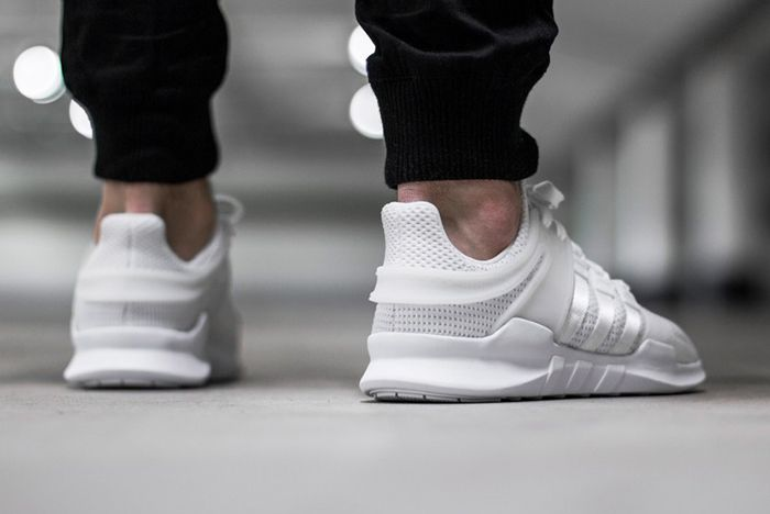 Adidas Eqt Support Adv Triple White6