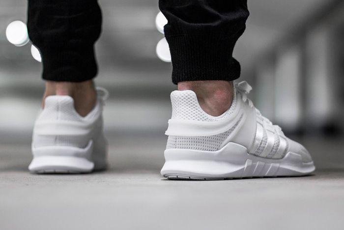 Adidas Eqt Support Adv Triple White6