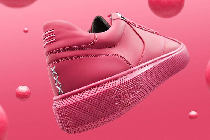 Amsterdam Gum Shoe 2