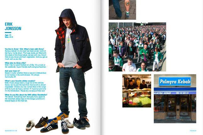 Sneakersnstuff Adidas Book Erik Jonsson 1