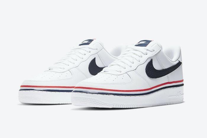 Nike Air Force 1 Ribbon Pair