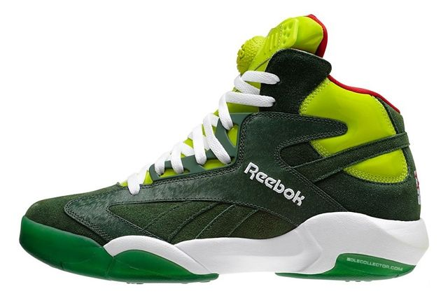 Reebok Shaq Attaq Ghost Of Christmas Present 4