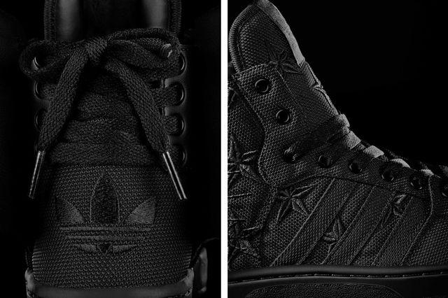 Asap Rocky Jeremy Scott Adidas Originals Js Wings 2 Black Flag 05