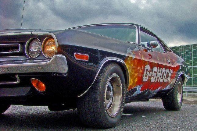 Dodge G Shock 8 1