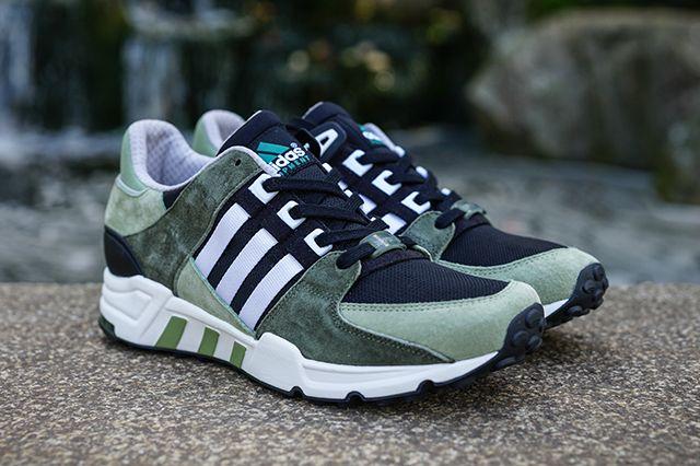 Adidas Originals Eqt Premium Suede Pack 5