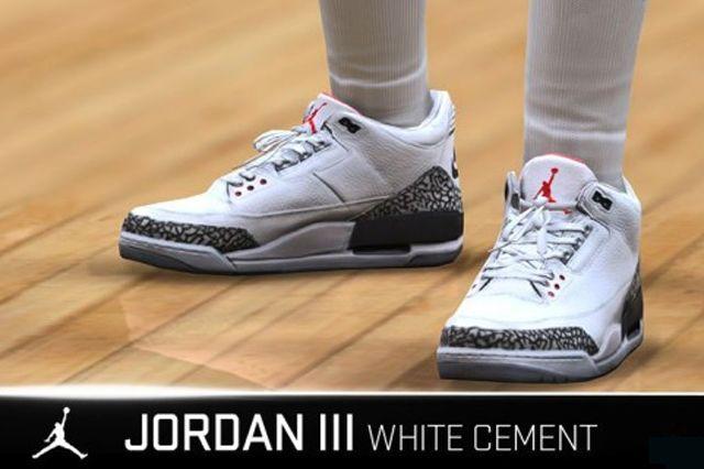 Nba 2 K15 Air Jordan Retros 8