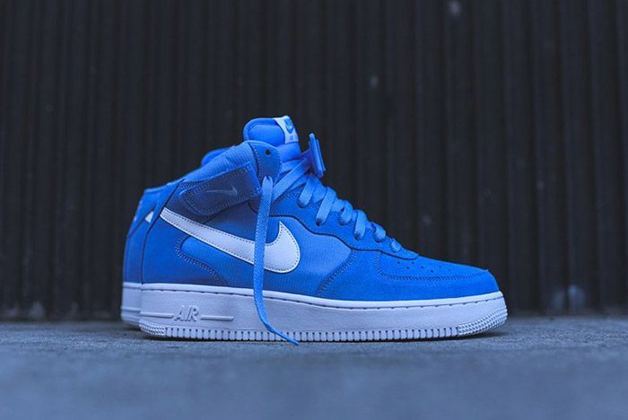 Nike Air Force 1 07 University Blue 5