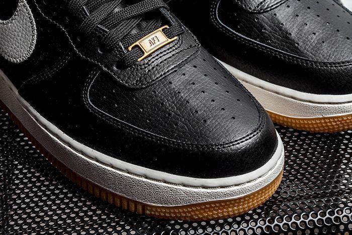 Nike Af1 High 07 Black 3