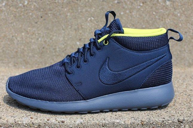 Nike Roshe Run Mid Summer Pack Sonic Yellow 1 1