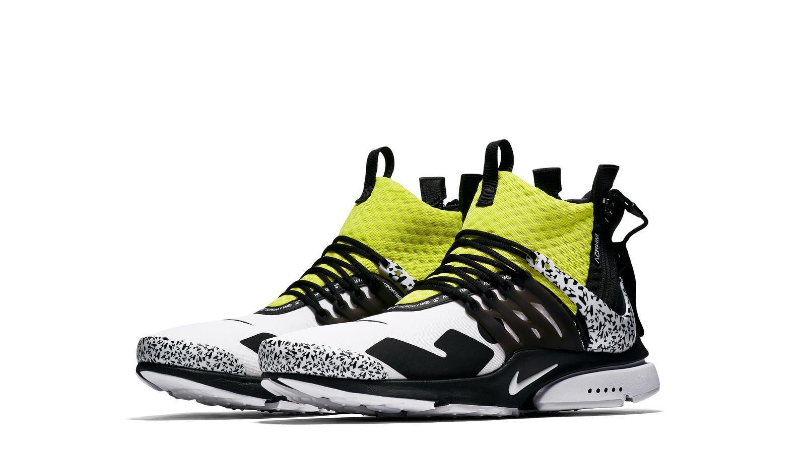 Nike Air Presto Mid Acronym 2