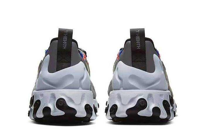 Nike React Sertu Iron Grey 4