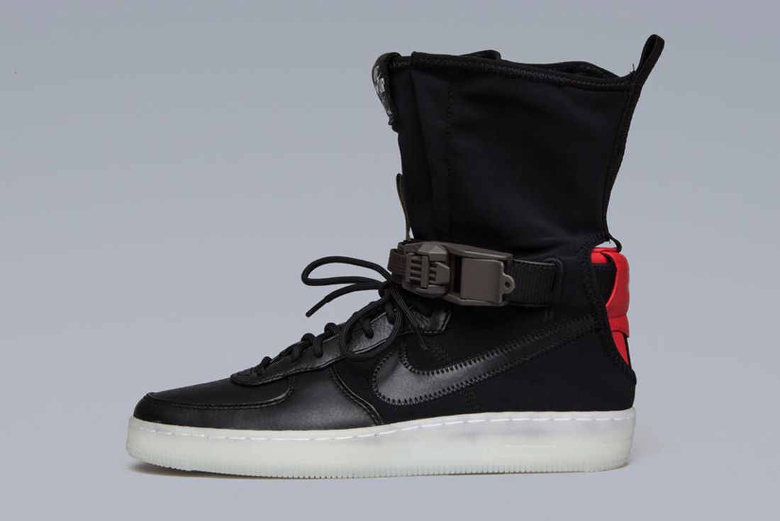 Acronym X Nike Air Force 1 Downtown10