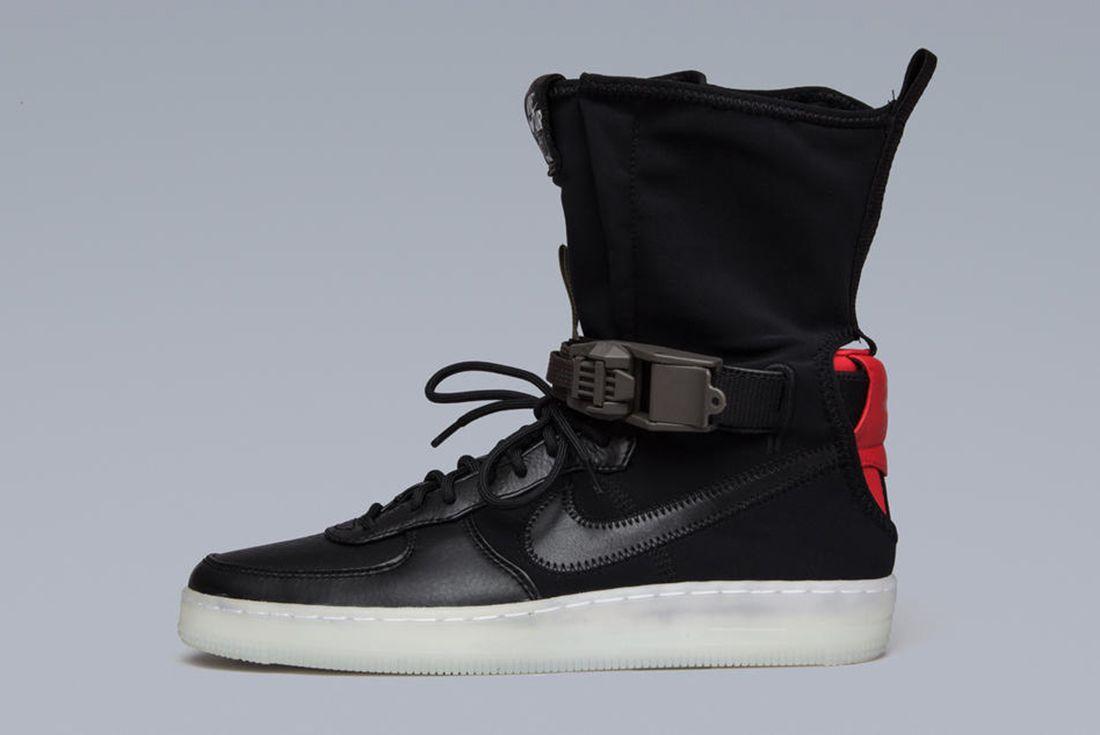 Acronym X Nike Air Force 1 Downtown10