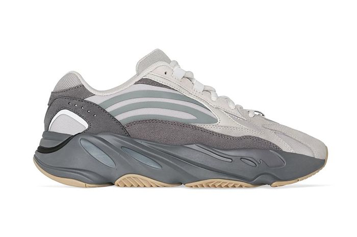 Adidas Yeezy Boost 700 V2 Tephra Yeezy Supply Shock Drop Release Date Lateral