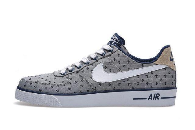 Nike Air Force 1 Ac Prm Qs Navy Pack 9