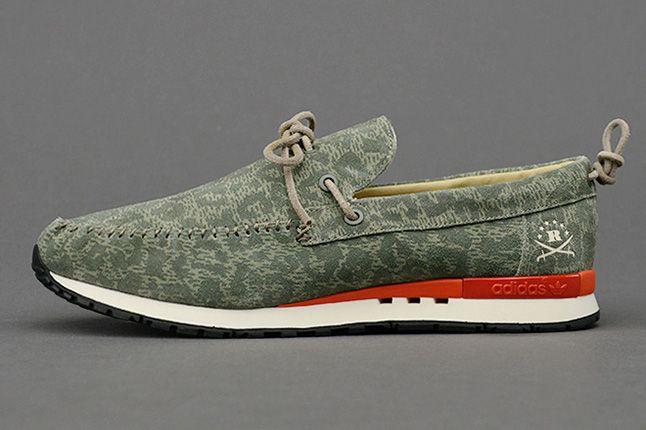 Adidas Originals Ransom Tech Moc Side 1