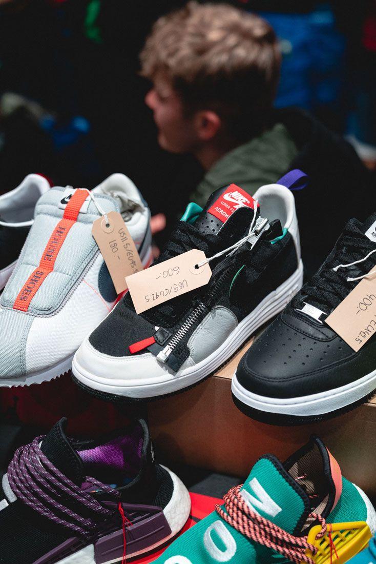Sneakerness Zurich 2019 Event Recap 21 Acronym Nike Lunar Force 1