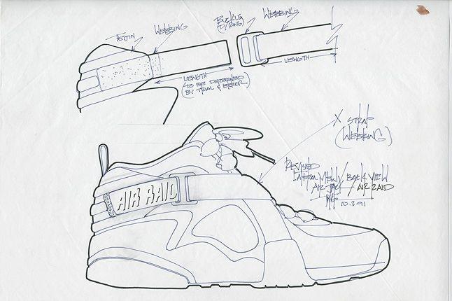 The Making Of The Nike Air Raid 18 1