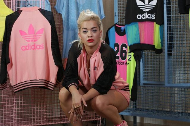 Adidas Originals Rita Ora Launch 6