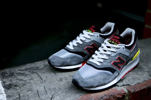 New Balance 997 Made Usa Dark Grey 13