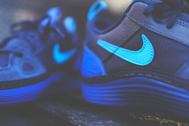 Nike Solarsoft Run Midnight Navy 1