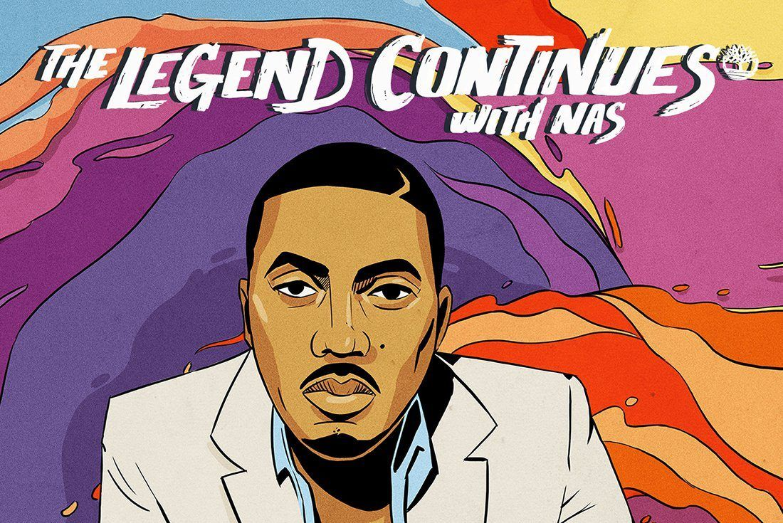 Nas X Timberland Legends Collection 1