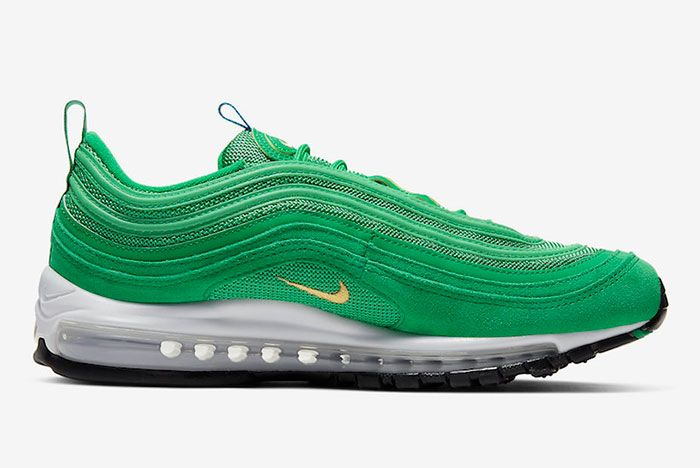 Nike Air Max 97 Lucky Green Ci3708 300 Medial