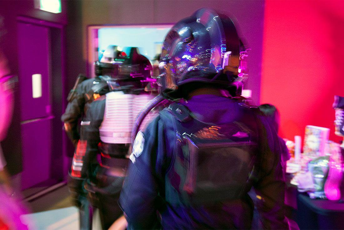 Street Superior Cops