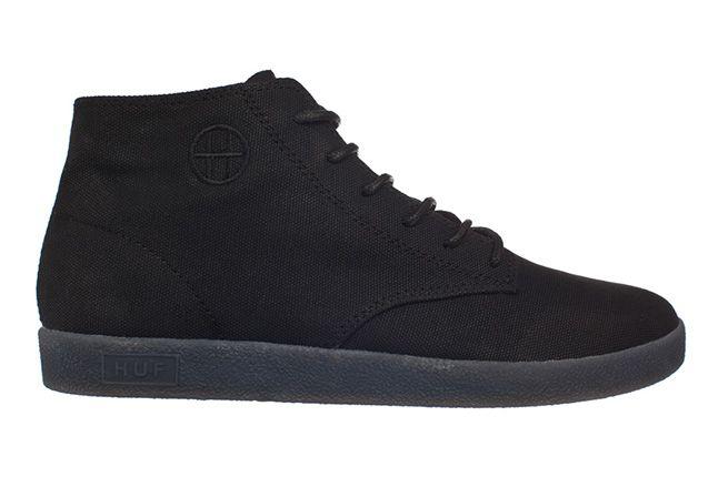 Huf Footwear Cooper Black Single 1