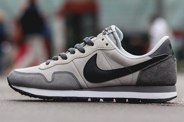 Nike Air Pegasus 83 Ltr Grey Black4