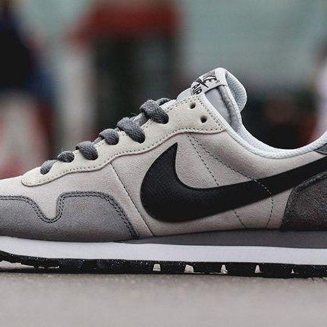 Erradicar ordenar Cuña  Nike Air Pegasus 83 Ltr (Grey/Black) - Sneaker Freaker