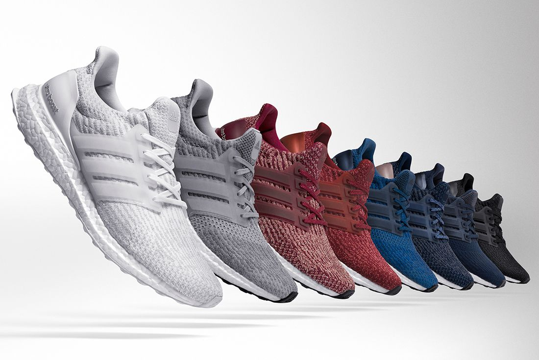 The Adidas Ultra Boost 3 0 Debuts In 11 Different Colourways3