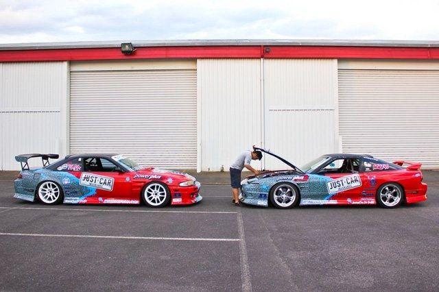 Insane Drifters 2014 Drift Cars 6