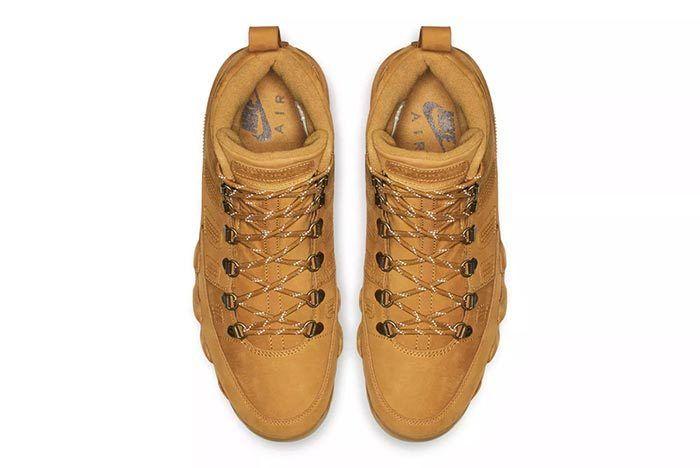 Air Jordan 9 Boot Nrg Wheat 2018 4