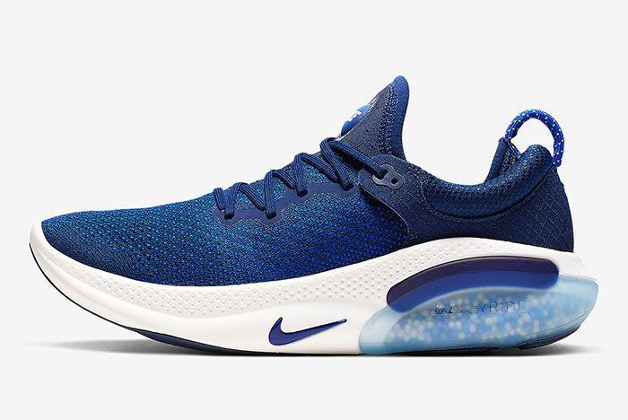 Nike Joyride Run Flyknit Racer Blue Aq2730 400 4 Side