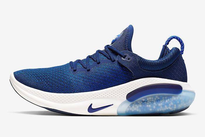 Nike Joyride Run Flyknit Racer Blue Aq2730 400 4 Side