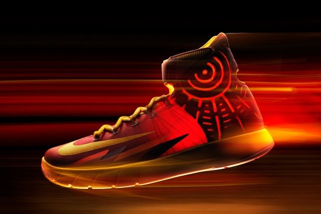 Nike Zoom Hyperrev Colour Profile