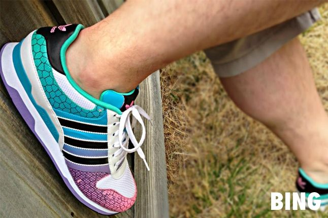 Bing Adidas 1