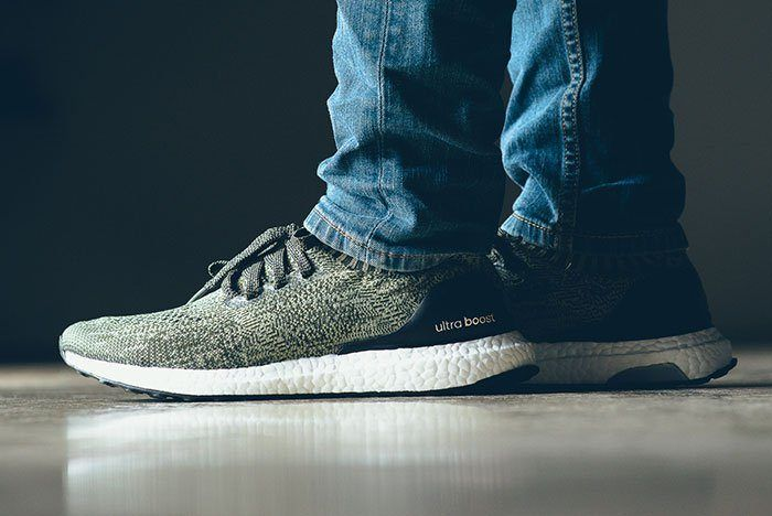 Adidas Ultraboost Uncaged Tech Earth 2