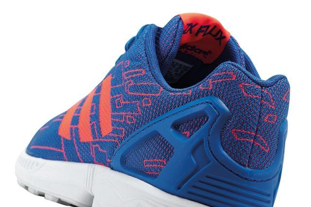 Adidas Originals Zx Flux Pattern Pack 10