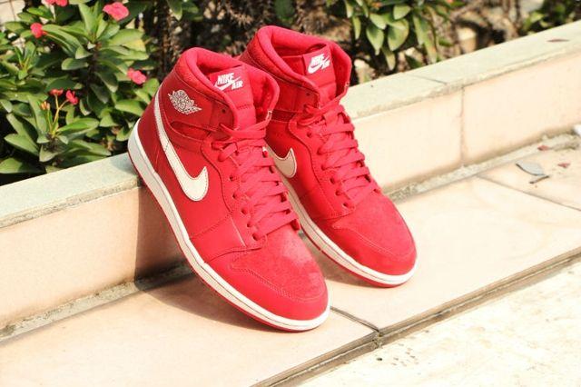 Air Jordan 1 High Og Gym Red 5