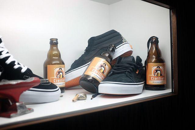 Sk8 Hi Vans Sneaker Exhibition2