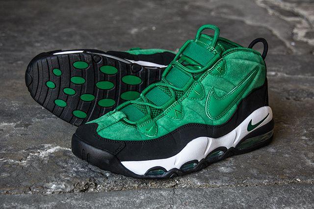 Nike Airmax Uptempo Pinegreen 3